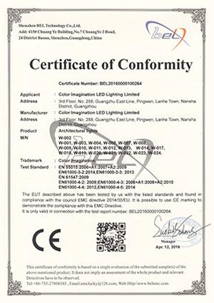 Color-Imagination-W-002-EMC-Certificate