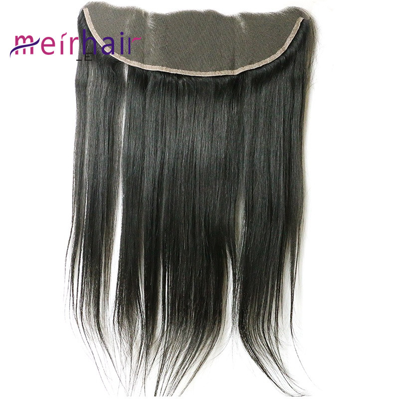 13X4 ear to ear lace frontal 100 human hair-CL03