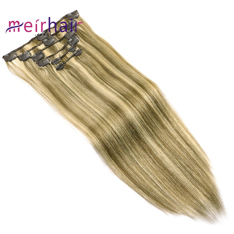 Clip-In Hair Ombre Color #10#16 -CL01