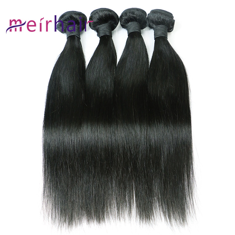 Malaysian Hair Straight Wave Cheap Price Factory Wholesale